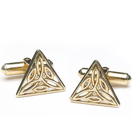Celtic Cufflinks Small