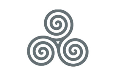 Image of Celtic Spirals