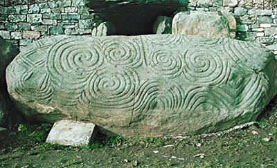 Image of Celtic symbols