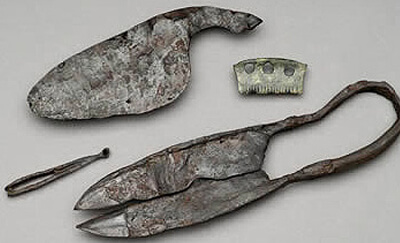 Celtic Grooming Tools