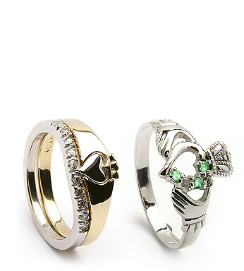 Claddagh Rings Medium