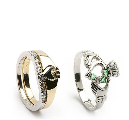 Claddagh Rings Small