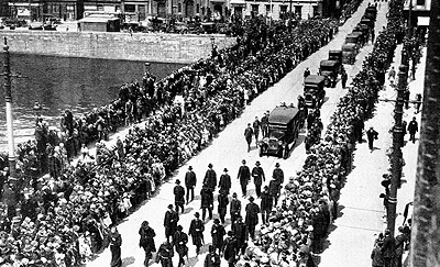 Constance Markievicz Funeral