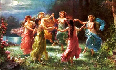 Neil Colton Witnessed Fairies Dancing