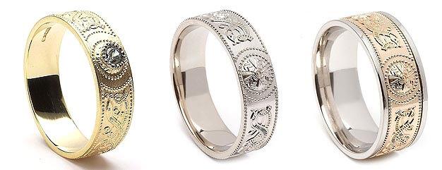 Keltische Krieger Ringe Kategorie