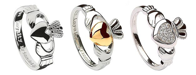 Claddagh Rings Category