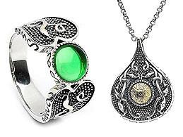 Image of Irish Viking Jewelry