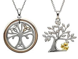 Image of Tree of Life Necklaces
