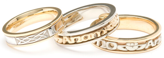 three irish wedding rings - Irish Wedding Ring