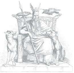 Odin - Viking God