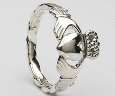 Silver Claddagh Ring Competition