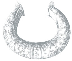 Example of Viking Jewelry