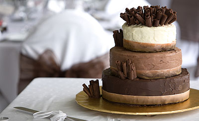 Wedding Cake Chocolate