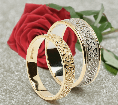 Celtic Wedding Bands Engagement Rings Celtic Rings Ltd